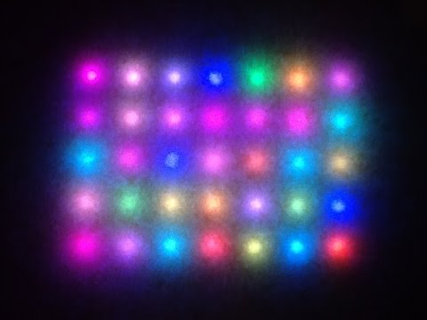 RGB LEDs, signs and answers to questions.