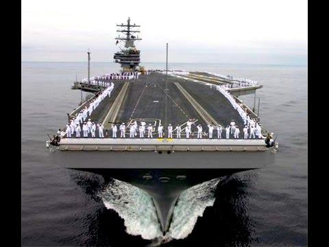 USS Ronald Reagan Aircraft Carrier 76 Full Ship Tour