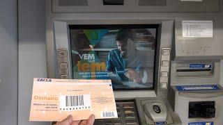 Como fazer um depósito com envelope no caixa econômica federal