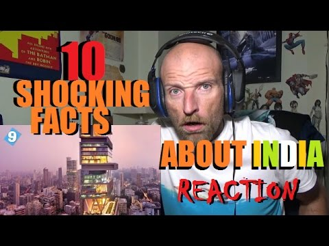 10 Shocking Facts About India #3  FTD Facts  Reaction