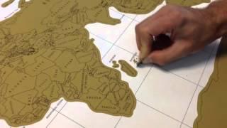 Промо-ролик Скретч-Карта Мира(, 2015-12-31T06:18:37.000Z)