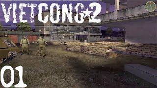 "Vietcong 2 Gameplay ITA #01 ""Ritorno in servizio"""