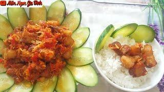 ✅BA RỌI RANG SẢ ỚT - Món Ngon Ăn Là Ghiền Cực Kì Đưa Cơm | Món Ngon Gia Đình