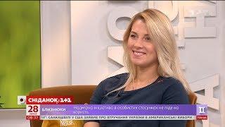 У гостях Сніданку - найтитулованіша шаблістка світу Ольга Харлан
