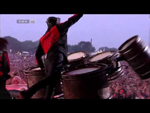 Slipknot - (Sic) Live Roskilde Festival 2009