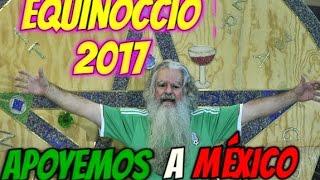 EQUINOCCIO DE PRIMAVERA, APOYEMOS A MÉXICO