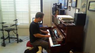I Feel You (Depeche Mode, arr. for Solo Piano)