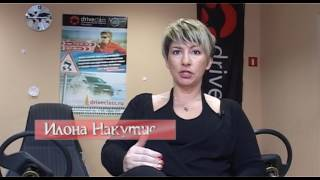 Интервью с Илоной Накутис