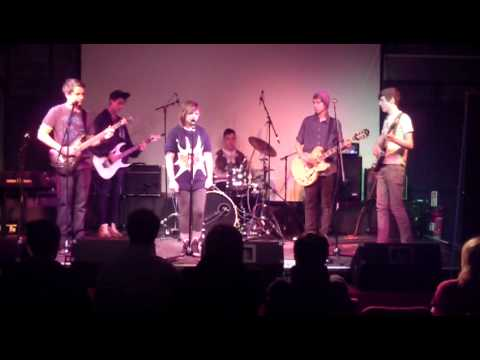 Pop1 Venue Wed 5.12.12 - Music at Newcastle College Performance Academy