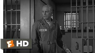 Birdman of Alcatraz (9/11) Movie CLIP - Prison Riot (1962) HD