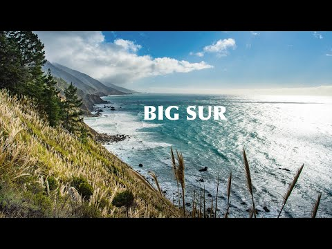 Big Sur Adventure in 4K | Full Time Truck Camper Life | Limekiln State Park | McWay Falls Travel Guide Videos