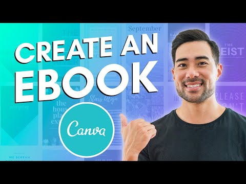 How To Create An Ebook In Canva: Step-by-Step Tutorial