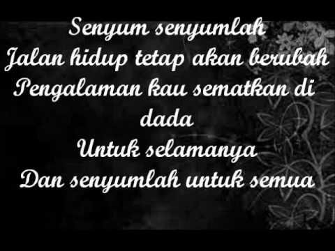 SENYUM - AIZAT AMDAN ( Ost Kisah cinta )
