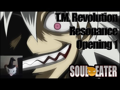 [Soul Eater] T. M. Revolution - Resonance [Opening 1] (2.0) (Piano Cover)