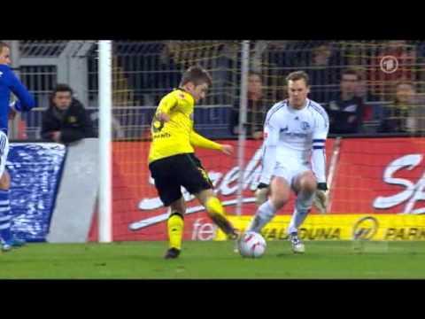 Schalke 04- Borussia Dortmund vom 05.02.2011