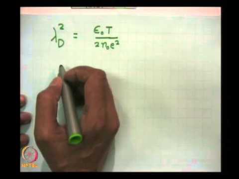 Mod-01 Lec-01 Introduction to Plasmas