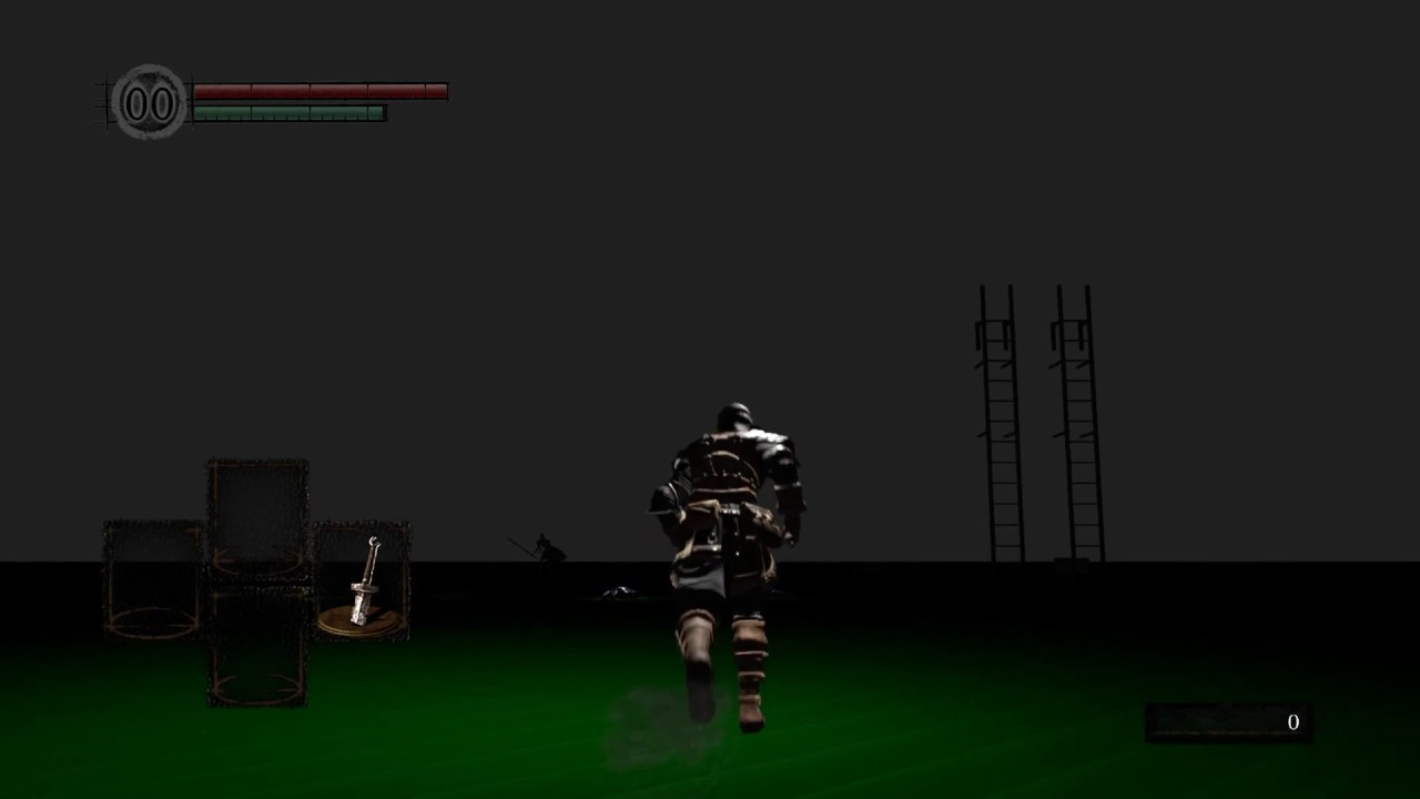 This early Dark Souls: Remastered cut content is creepy as hell   PC