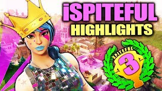 iSpiteful - Fortnite Battle Royale Highlights #3