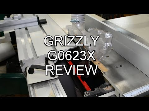 Grizzly G0623X Sliding