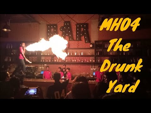 MH04 The Drunk Yard - Travel Guide Mumbai