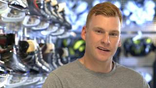 Connor Brown Q&A - First Hockey Season | Source For Sports