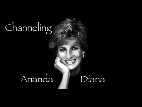 ( #063)- More Form Diana -Body Image -Channeled through Tina Spalding