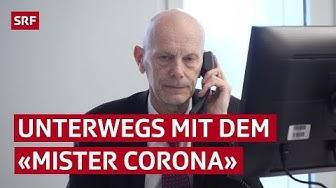 Als das Coronavirus die Schweiz erreichte – auf Reportage mit Daniel Koch | SRF News