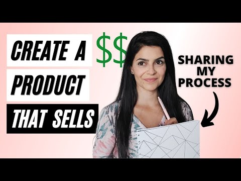 How to Create a Digital Product that Will ACTUALLY SELL