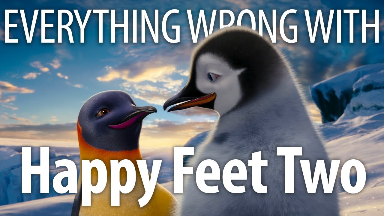 Everything Wrong With Happy Feet 2 In 16 Minutes Or Less - download from YouTube for free