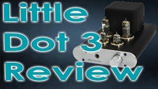 little Dot MK III Headphone Tube Amp - Unbox and Closeups