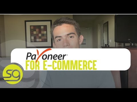 Can You Use Payoneer To Receive Payments For Your E-Commerce Business? | #39