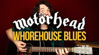 Как играть простой, но очень крутой блюз на гитаре Motorhead Whorehouse Blues