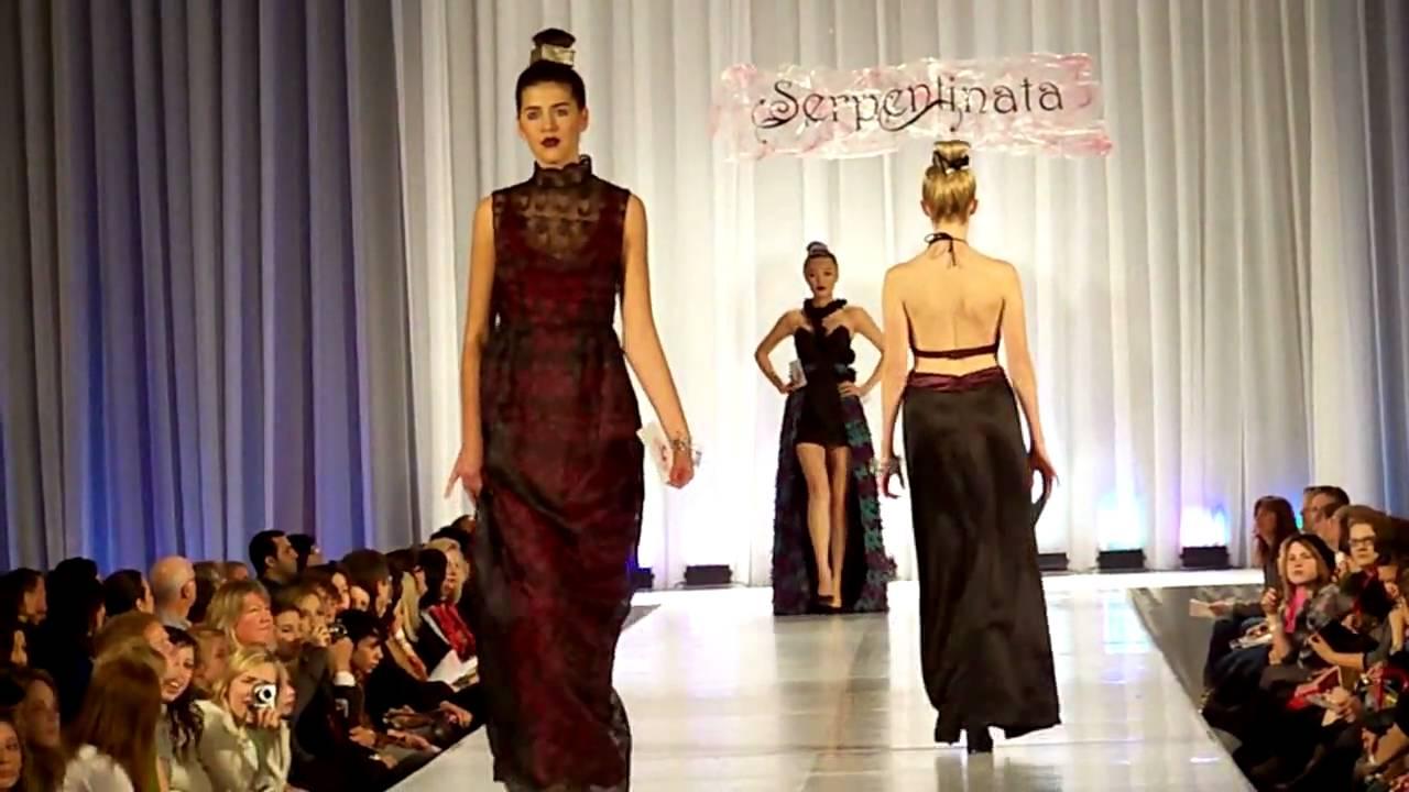 Ryerson University Presents Serpentinata Fashion Show Youtube