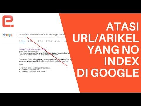 Cara agar Artikel cepat Terindex oleh Google