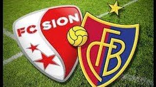 FC Sion vs. FC Basel 0:1 Schweizer Cup Halbfinal (17.04.13)