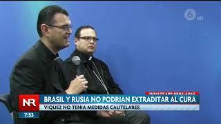 Monseñor Daniel Blanco: 'No sabemos donde está el padre Mauricio'