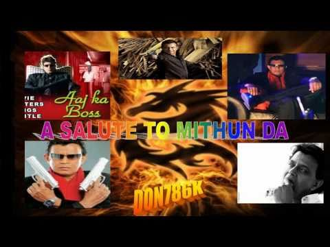 Mithun Chakraborty A Legend Tribute