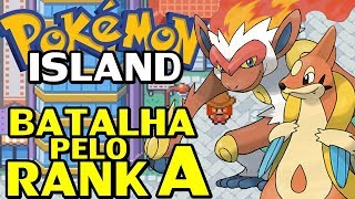 Pokémon Island (Fã Game) - RANK A