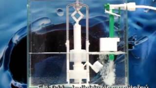 Uzavretie napúšťacieho ventilu TNV 4-B a vypúšťacieho ventilu FN-011 SK