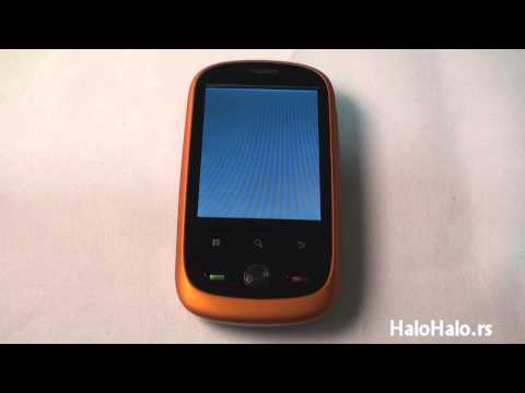 Alcatel OT 890 - ViP Mini Droid hard reset
