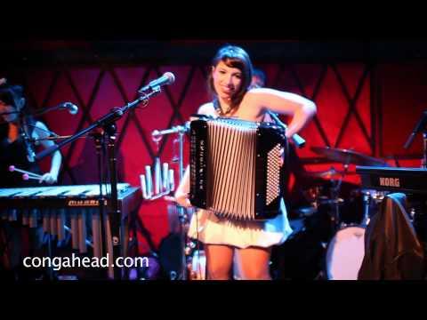 Banda Magda Performs Amour T'es La At Rockwood Music Hall