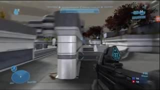 Halo reach online battle part 1 (live stream)