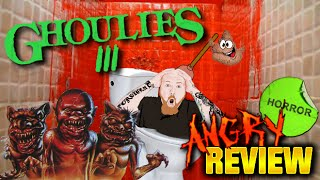 Ghoulies 3 - Horror Movie Review - Angered Beast Reviewer - Episode 6