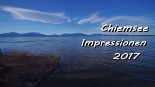 Chiemsee Impressionen 2017