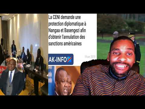 FELIX TSHISEKEDI ATEKI CONGO NA KAGAME ARRIVEE YA MAFA LE 28 FECC-KABILA BAZOBANGA