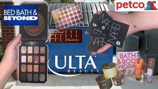 DUMPSTER DIVING AT ULTA, BATH & BODY WORKS  + MORE!!! SO MUCH STUFF 🤫