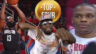 ROCKETS WILL BE TOP 4! Houston Rockets vs Shanghai Sharks Full Game Highlights