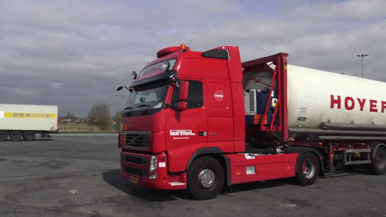 Trucking to the Bretagne