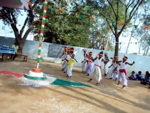 Asaidula Haarati - Telangana song- P.S.Elkicherla students