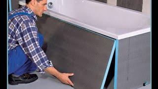 Сборка шторки для акриловой ванны(Интернет-магазин сантехники ВИВОН: http://www.vivon.ru/ Огромный выбор сантехнического оборудования по цене от..., 2016-07-19T10:02:31.000Z)